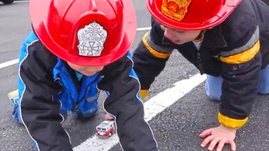 Children and playing with fire (juvenile firesetters)