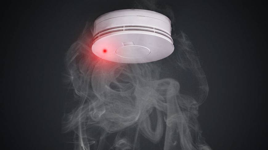 Fire departments to partner with association to install smoke alarms