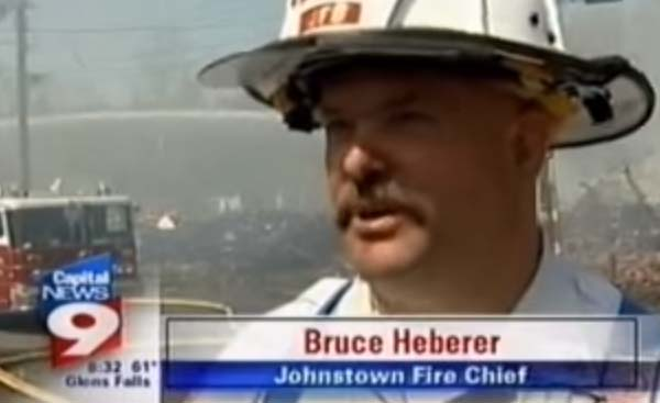 News Report on April 2008 Fire