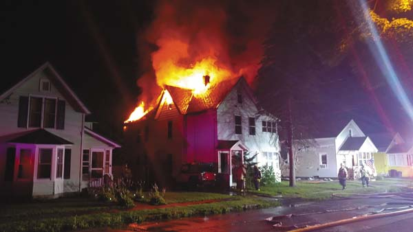 Johnstown Fire provides mutual aid to Gloversville